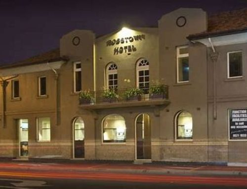 The Rosstown Hotel
